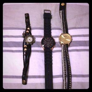 3 watch bundle